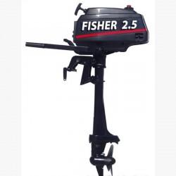 Лодочный мотор Fisher T2.5