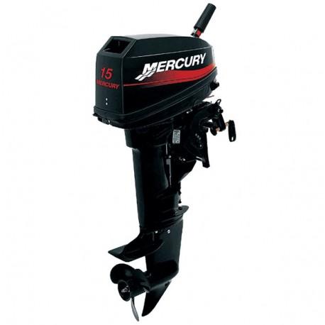 Лодочный мотор Mercury 15 M (двухтактный)