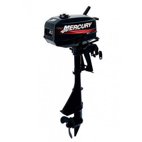 Лодочный мотор Mercury 3.3 M (двухтактный)