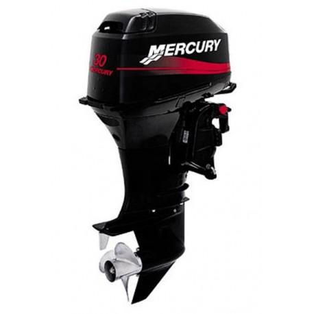 Лодочный мотор Mercury 30 EL (двухтактный)