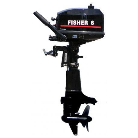 Лодочный мотор Fisher T5BMS