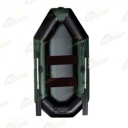 Лодка ПВХ AquaStar Elfin В-249 зеленая