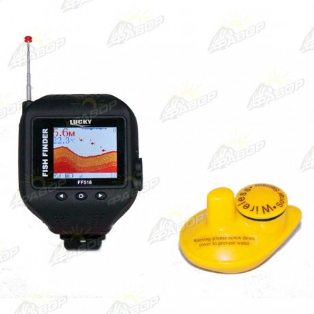 Эхолот-часы Lucky Watch Fish Finder FF518