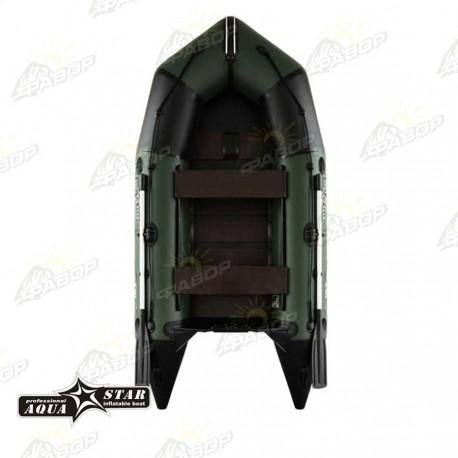 Лодка моторная AquaStar С-310 зеленая