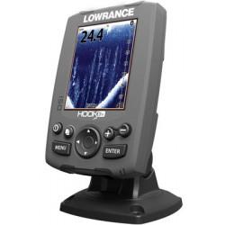Эхолот Lowrance HOOK-3x DSI