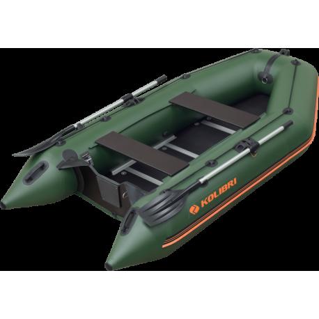 Моторная лодка KOLIBRI KM-260D