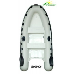 Лодка жесткая непотопляемая моторная RIB-300 Стандарт