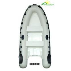 Лодка жесткая непотопляемая моторная RIB-300 Спорт